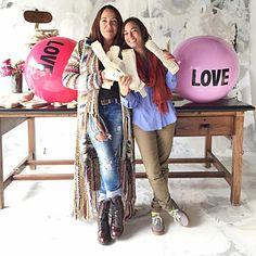 Initiatives | You Are Loved Notes Fine artist Shannon Belkin and her dear friend Zenyl Hunsberger