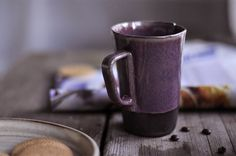 Rustic Mugs by JustWork on Etsy, $25.00