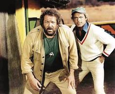 Risultati immagini per bud spencer e terence hill film Al Pacino, Bud Spencer Terence Hill, Professional Swimmers, Mejores Series Tv, Mario, Film Movie, Movies, John Wayne, Movie Posters