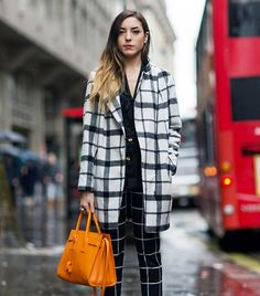 The Latest Street Style Photos From London Fashion Week via @Who What Wear