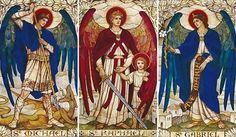 The Prayerful Papist — A PRAYER TO THE ARCHANGELS,  SAINTS MICHAEL,...