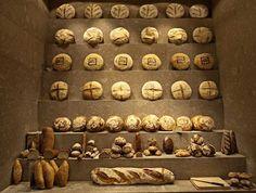 Blé Bakery on Agias Sofias in Thessaloniki, Greece