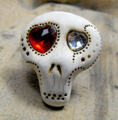 skull jewelry for those craving something a little bit different # halloween  #skull