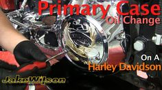 Want to change the Primary Oil in your Harley Davidson.  We'll take you through the steps do change it on your own.
