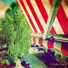Imágen de Toldo en Majorstuen #Oslo con app Hipstamatic de #iPhone
