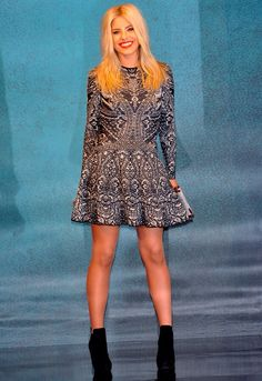 King Style, Mollie King, King Fashion, Dresses With Sleeves, Queen, Long Sleeve, Sleeve Dresses, Long Dress Patterns, Gowns With Sleeves