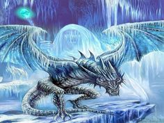 Ice Dragon Wallpapers - HD Wallpapers