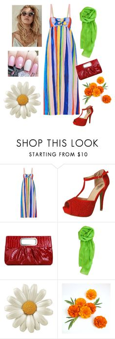 """""""Summer Stripes"""" by chicastic on Polyvore featuring Mara Hoffman and Handle"""