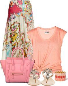 Celine Luggage Handbag Small 26CM in Baby Pink