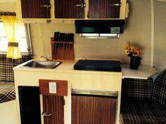 Done-rite vintage boler kitchen.
