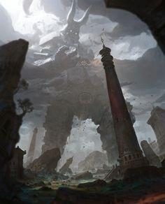 Oniric Realms — valar-morghulis:   by Yongsub Noh