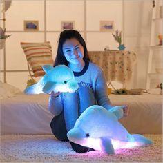 $24.98 (Buy here: https://alitems.com/g/1e8d114494ebda23ff8b16525dc3e8/?i=5&ulp=https%3A%2F%2Fwww.aliexpress.com%2Fitem%2FSuper-Kawaii-45cm-LED-Colorful-Glowing-Plush-Dolphin-Luminous-Animal-Stuffed-Doll-Children-Toys-Birthday-Gift%2F32700179409.html ) Super Kawaii ! 45cm LED Colorful Glowing Plush Dolphin Luminous Animal Stuffed Doll Children Toys Birthday Gift for just $24.98