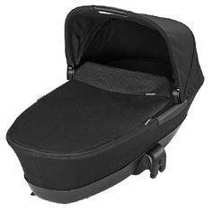 Maxi Cosi Foldable Carrycot-Black Raven (NEW) The Maxi-Cosi Foldable Carrycot converts your Maxi-Cosi pushchair into a pram for younger babies and allows you to transport your little one in lie-flat position, the optimum position for newborns. A  http://www.MightGet.com/march-2017-1/maxi-cosi-foldable-carrycot-black-raven-new-.asp