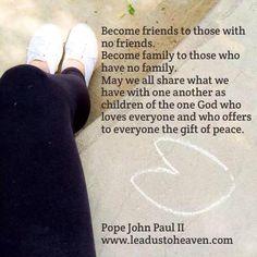 St. Pope John Paul II