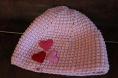 Herzchen Beanie <3 Beanie, Rid, Facebook, Hats, Handmade, Shopping, Fashion, Breien, Moda