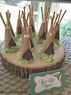 Peter Pan Themed Boys Birthday Party Food Ideas