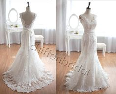 Taffeta lace wedding dress long train wedding dress bridal dress lace wedding gown mermaid bridal gown dress for wedding evening dress prom