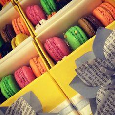 #maymacarons #macarons #presentes #presenteie #cores #sabores #caixas #nossasembalagens #personalizado