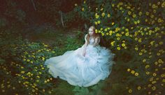 self-portrait by Yana Bobrykova on 500px Bride & dress shot