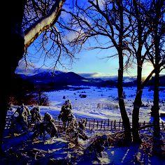 Lika region in winter (Croatia) Photographer: Damir Fabijanić