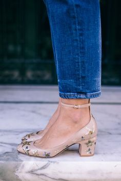Mary Jane: le scarpe per la primavera 2017 con consigli per l'uso