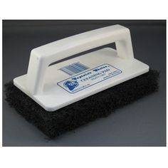 Captain's Choice Medium Grit Cleaning Pads 857082 Mfg# M932