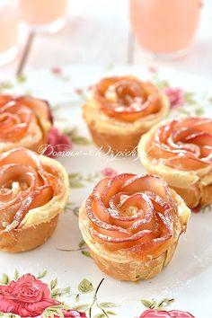 Jabłkowe róże