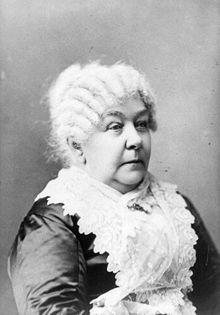 Elizabeth Cady Stanton - Wikipedia, the free encyclopedia