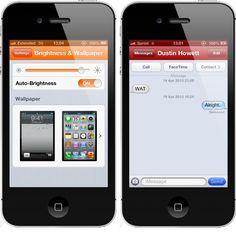 Accentify - change default theme color on iPhone