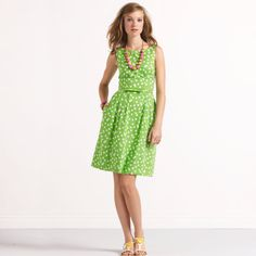 Could this be my next Easter dress?  I think so!  #katespade
