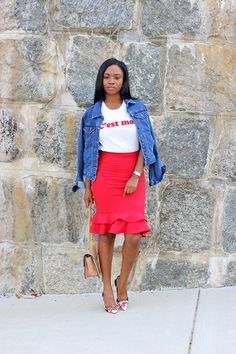Casual Summer Work look Work Casual, Casual Summer, Casual Looks, Preppy Work Outfit, Skirt Outfits, Cool Outfits, Trendy Fashion, Womens Fashion, Summer Work