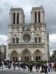Notre Dame, la plus belle!