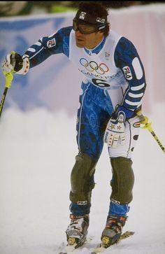 Alberto Tomba Nagano 1998
