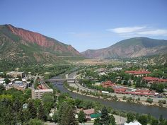 Glenwood Springs, CO...lived here when I was little.