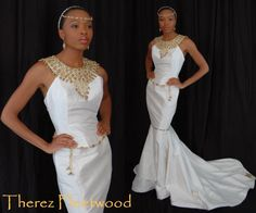 Egyptian Wedding Dresses - The Wedding Specialists Egyptian Wedding Dress, African Wedding Dress, Top Wedding Dresses, Engagement Dresses, Wedding Gowns, African Dress, Egyptian Fashion, Greek Fashion, Concept Clothing