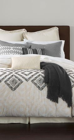 Prepare For Chillier Weather With A Comforter Set That Includes A Cozy  Throw! Shop This