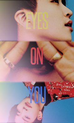 GOT7 Choi Youngjae-Eyes On You wallpaper