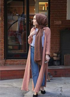 PINTEREST Telegei###Spring breathy hijab outfits – Just Trendy Girls