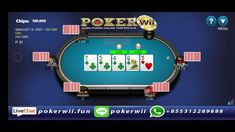 agen permainan poker online INDONESIA dengan bonus deposit 15% dan bonus... Poker, Wii, Games, Youtube, Game, Youtubers, Playing Games, Gaming, Toys