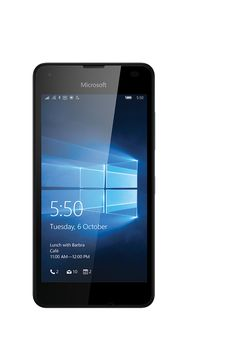 Microsoft Lumia 550 with Free USB Charger* Plus Free Kudosh Card