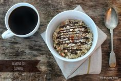 The Brunette Baker: Almond Joy Oatmeal - and a $200 Amazon Gift Card Giveaway!
