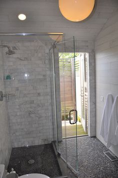 Access To Outdoor Shower. I Would Make This Shower A Foot/dog Shower. Pool  BathroomMaster ...