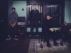 "X Ambassadors cover J Cole ""Power Trip"""