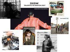 SXSW TALENTS TO WATCH 2017 – RedMilk
