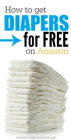 Seriously... today I'm showing you how How to Get diapers for free - these are my number ones tips to save on diapers on amazon!
