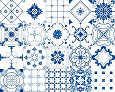 Illustration of tiles textured pattern | free image by rawpixel.com / sasi