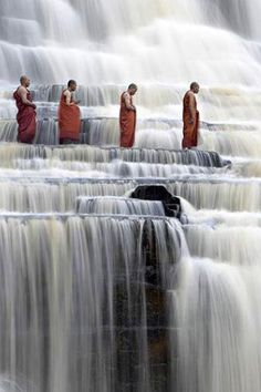 ポンガの滝(ベトナム/ダラット近郊)