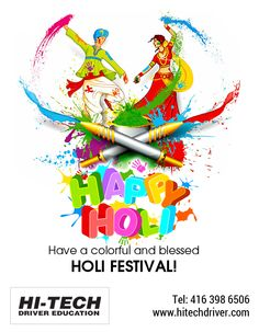Wishing you a very happy Holi... #holi #holicolors #happyholi