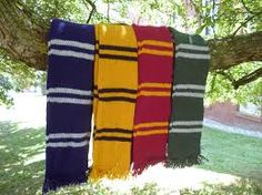 Image result for hufflepuff scarf