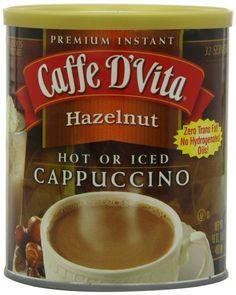 Caffe D Vita Hot Chocolate